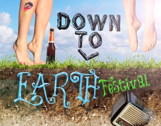 Down to Earth Festival Het Arsenaal Grave 4 juni