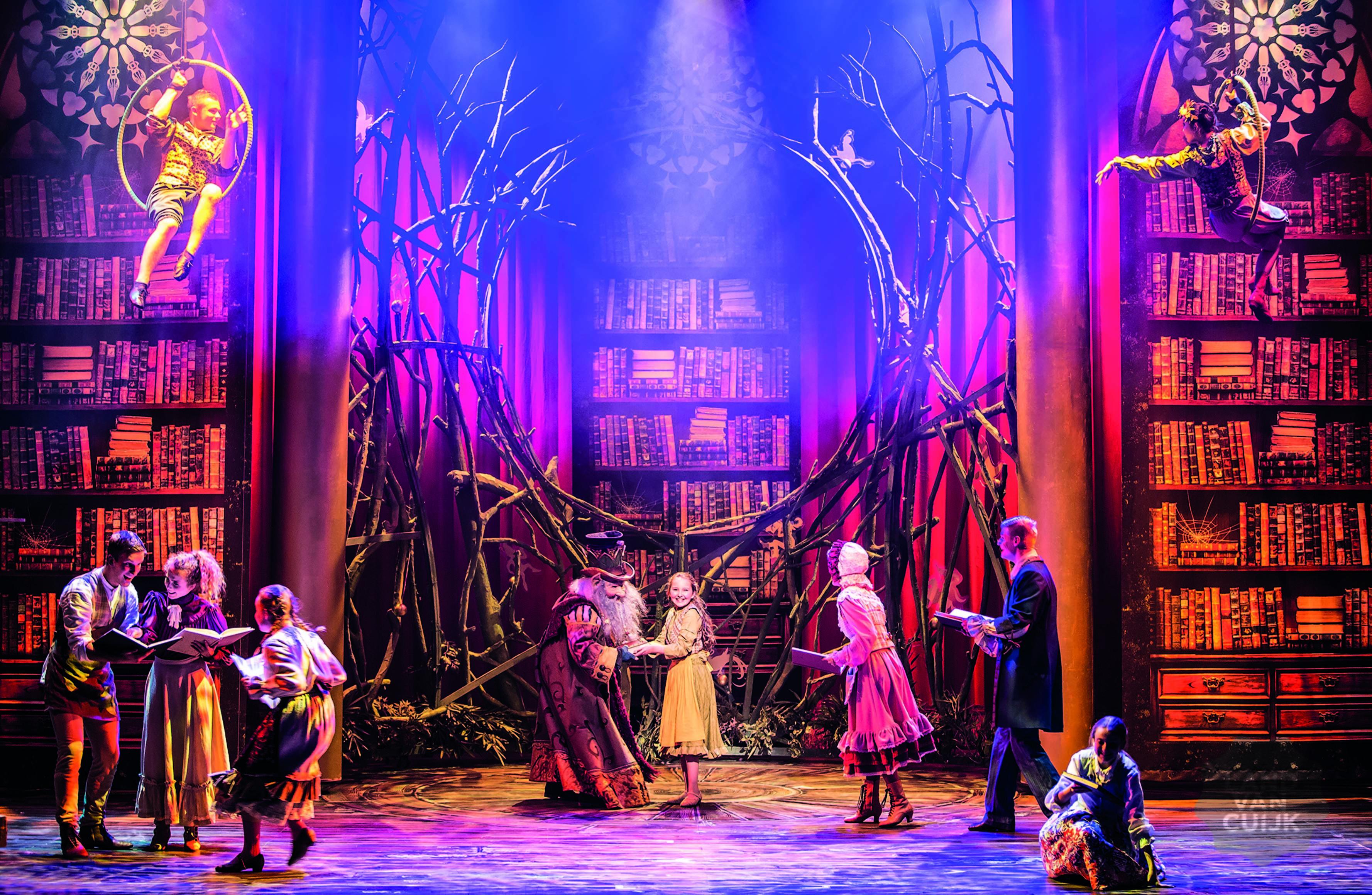 Schouwburg Cuijk: Ruim 150 theatervoorstellingen & concerten ...