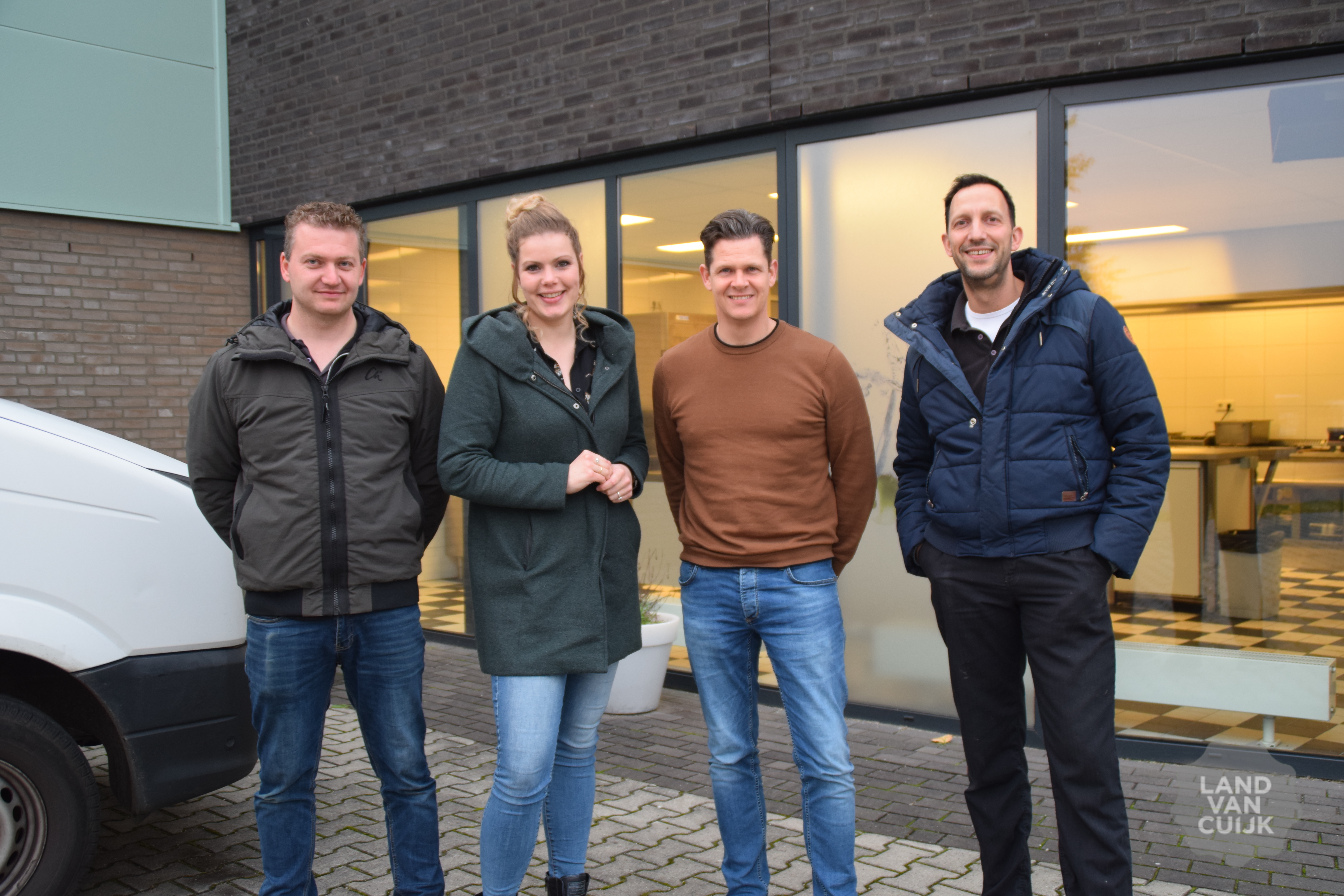 Smaakmakers Mill stoppen met catering - Sansi Party neemt bedrijfspand over