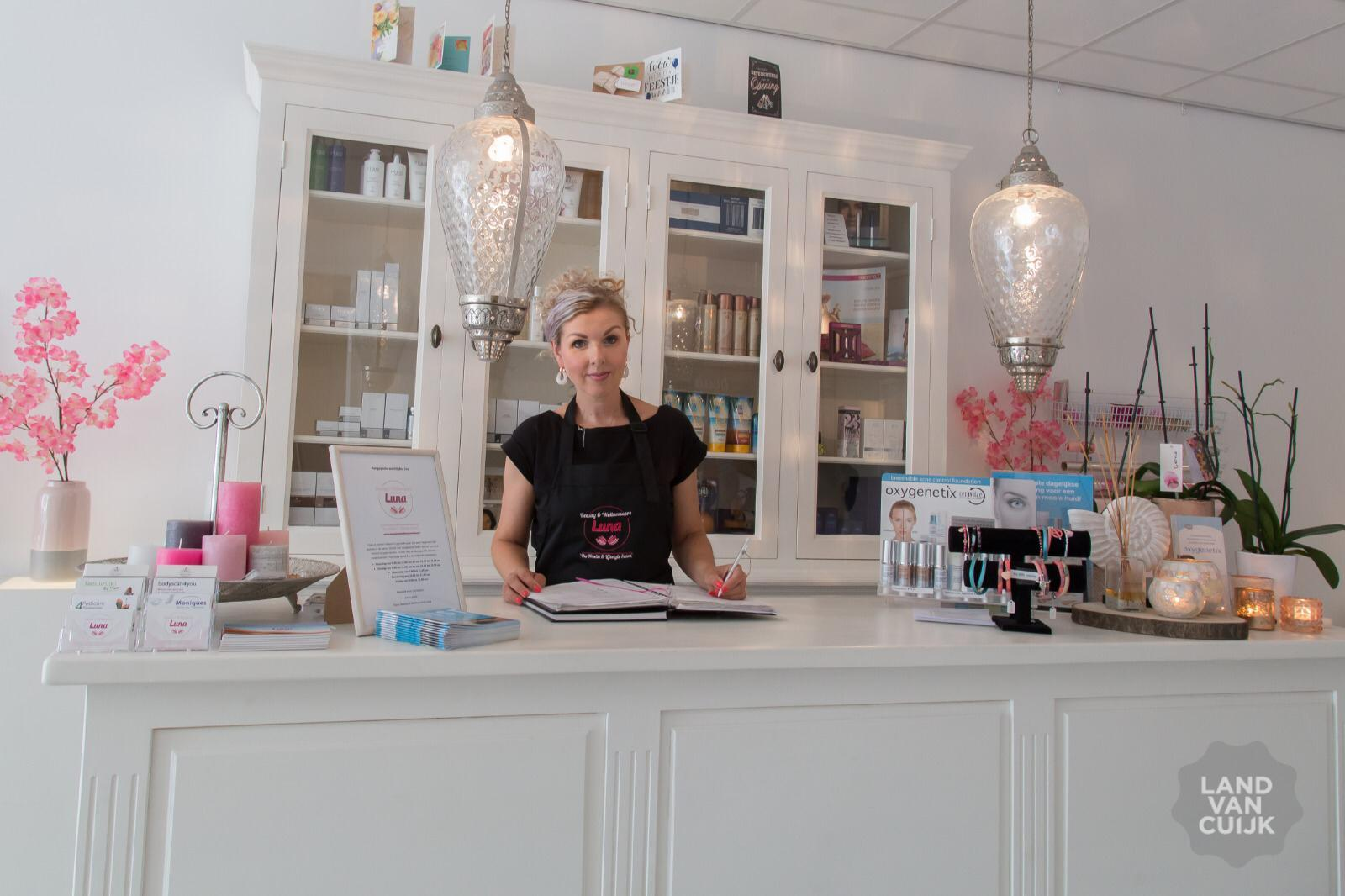 "Goed nieuws voor Beauty & Wellnesscare Luna ""The Health & Lifestyle Salon''!"